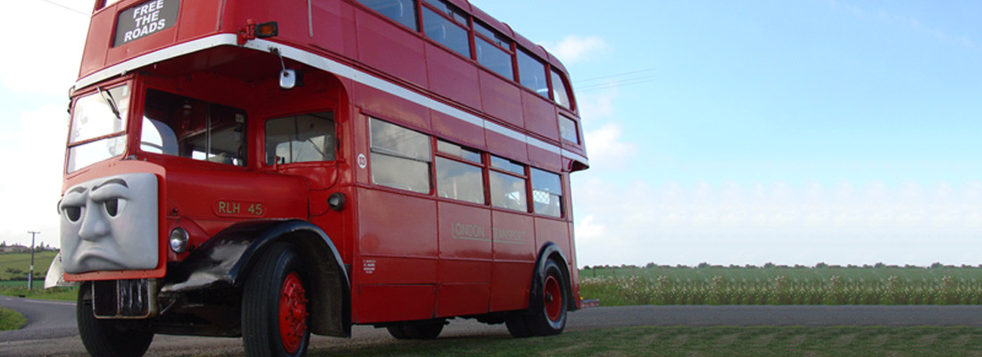 Robbies Double Decker Bus- Book a fabulous party bus for your next event